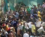Three killed in Mumbai building crash