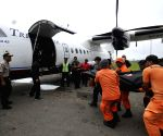 INDONESIA JAYAPURA PLANE CRASH VICTIMS