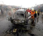 PAKISTAN PESHAWAR SUICIDE ATTACK
