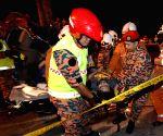 MALAYSIA-KOTA KINABALU-CAR ACCIDENT