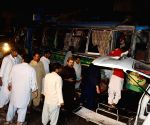 PAKISTAN QUETTA BUS BOMBING ATTACK