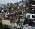 BRAZIL RIO DE JANEIRO ACCIDENT BLAST