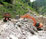 CHINA NEPAL HIGHWAY REPAIR