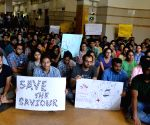 Doctors' demonstration