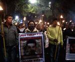 MEXICO MEXICO CITY SOCIETY PROTEST