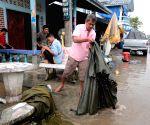 THAILAND-NAKHON SI THAMMARAT-TROPICAL STORM PABUK