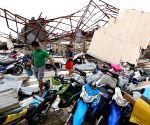 PHILIPPINES CAGAYAN PROVINCE TYPHOON HAIMA DAMAGE