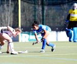Free Photo: Resolute Indian Women's Hockey Team lose 0-1 to Germany.