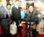 Inauguration of Airtel Delhi Half Marathon Get Active Expo, 2013
