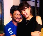 Free Photo: Rhea Chakraborty story about Sushant Singh Rajput