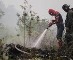 INDONESIA RIAU PEATLAND FIRE