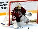 LATVIA RIGA ICE HOCKEY KHL