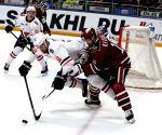 LATVIA-RIGA-ICE HOCKEY-KHL-DINAMO RIGA VS SLOVAN BRATISLAVA