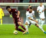 LATVIA-LIGA-SOCCER-UEFA EURO 2020 QUALIFYING MATCH-LATVIA VS POLAND