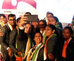 Rio bound Indian Olympic women's hockey contingent
