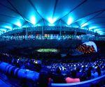 Rio de Janeiro: Rio Olympic Games - opening ceremony - India