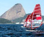 Rio de Janeiro: Aquece Rio International Sailing Regatta 2014