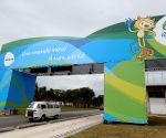 BRAZIL-RIO DE JANEIRO-OLYMPICS