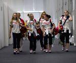 BRAZIL RIO DE JANEIRO OLYMPICS RUS ARTISTIC GYMNASTICS