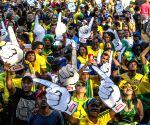 BRAZIL-RIO DE JANEIRO-WORLD CUP-FANS