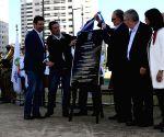 BRAZIL-RIO DE JANEIRO-OLYMPIC VILLAGE-OPENING