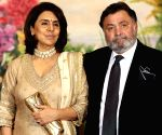 Neetu Kapoor misses late Rishi Kapoor on their marriage anniversary:  'Would have been our 41 years today'
