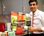 UK Chancellor Rishi Sunak posts picture of Tea break, gets trolled