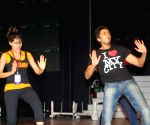 "Riteish Deshmukh at Shiamak Davar's ""We Can"" Show."