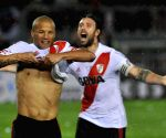 ARGENTINA-BUENOS AIRES-SOCCER-RIVER PLATE VS TIGERS-FINAL