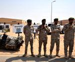 SAUDI ARABIA-RIYADH-HOUTHI DRONE