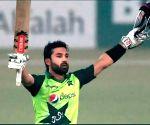 Rizwan establishes record for most T20I runs in a calendar year