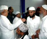 RJD chief sending-off Haj pilgrims