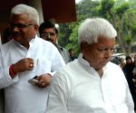 Lalu Yadav  appears before CBI court