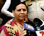 Rabri Devi at Bihar Legislative Assembly