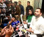 Lalu Prasad Yadav re-elected RJD National President