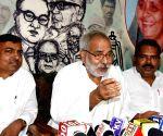 Raghuvansh Prasad Singh's press conference