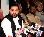 Tejashwi says bureaucratic arrogance proven again by rude behaviour of Patna DM