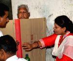 Bihar assembly polls - Phase -3 - Lalu Prasad Yadav