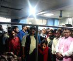 Former Union Minister Kushwaha injured in police lathi-charge in Bihar
