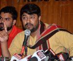 Rahul Sharma's press conference