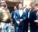 ED grills Vadra for 7 hours in money laundering case for fifth time