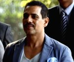 Vadra admitted in Noida hospital for back pain