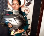Student develops 'Robo Helmet' to strengthen security forces