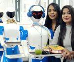 Robot Restaurant launch in Bengaluru