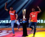 Captains of Bengaluru Bulls and Gujarat Fortune Giants