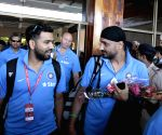 Harbhajan trolls Rohit on workout video