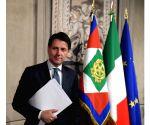 ITALY ROMA NEW PM GIUSEPPE CONTE