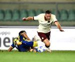 ITALY-VERONA-FOOTBALL-SERIE A-HELLAS VERONA VS ROMA
