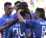 ITALY-ROME-SOCCER-ITALIAN SERIE A-ROMA VS NAPOLI
