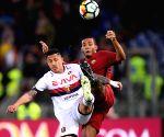 ITALY-ROME-SERIE A-ROMA VS GENOA